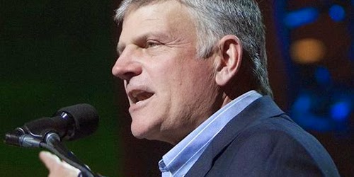 An Open Letter To Rev Franklin Graham From A Small Church Pastor